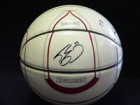 Shaquille O'Neal Signed Miami Heat Jersey Ball
