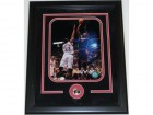 Shaq O'Neal Signed - Autographed Miami Heat 8x10 inch Photo - Custom FRAMED - Shaquille O'Neal