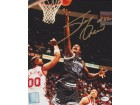 Shaquille O'Neal Signed - Autographed Orlando Magic 8x10 inch Photo - SHAQ ATTACK - Online Authentics Authenticated - Guaranteed to pass PSA or JSA