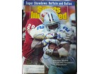 Emmitt Smith (Dallas Cowboys) Signed Sports Illustrated Magazine 1/25/93