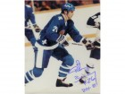 Peter Stastny (Quebec Nordiques) Signed 8x10 Photo