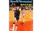 Rick Barry Autographed Magazine Cover Warriors PSA/DNA #T43631