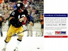 Terry Bradshaw Signed - Autographed Pittsburgh Steelers 11x14 inch Photo - PSA/DNA Certificate of Authenticity (COA)