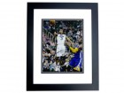 Trey Burke Signed - Autographed Utah Jazz 8x10 inch Photo BLACK CUSTOM FRAME - Guaranteed to pass PSA or JSA