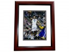 Trey Burke Signed - Autographed Utah Jazz 8x10 inch Photo MAHOGANY CUSTOM FRAME - Guaranteed to pass PSA or JSA