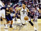 Trey Burke Signed - Autographed Utah Jazz 8x10 inch Photo - Guaranteed to pass PSA or JSA