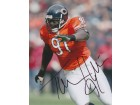 Tommie Harris Signed - Autographed Chicago Bears 8x10 inch Photo - Guaranteed to pass PSA or JSA