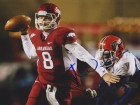 Tyler Wilson Signed - Autographed Arkansas Razorbacks 8x10 Photo