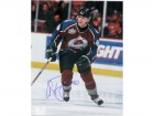 Alex Tanguay (Colorado Avalanche) Signed 8x10 Photo