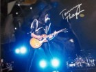 Tommy Thayer (Kiss) Signed 16x20 Photo