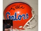 Tim Tebow Autographed Mini Helmet