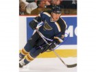 Keith Tkachuk (St. Louis Blues) Signed 8x10 Photo