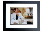 Tom Hanks Signed - Autographed 11x14 inch Photo BLACK CUSTOM FRAME - Guaranteed to pass PSA or JSA