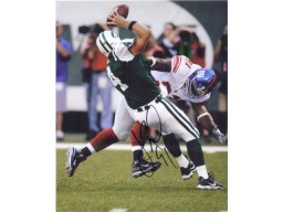 Justin Tuck (New York Giants) Signed 8x10 Photo