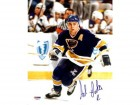 Adam Oates Autographed 8x10 Photo Blues PSA/DNA #U58960