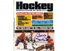 Bobby Hull Autographed Magazine Cover Blackhawks PSA/DNA #U93651