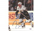 Brett Hull Autographed 8x10 Photo Stars PSA/DNA #U96023