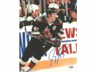 Jeremy Roenick Autographed 8x10 Photo Coyotes PSA/DNA #U96059