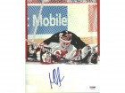Martin Brodeur Autographed 8x10 Photo New Jersey Devils PSA/DNA #U96153