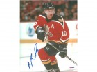 Pavel Bure Autographed 8x10 Photo Panthers PSA/DNA #U96161
