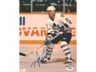 Mike Gartner Autographed 8x10 Photo Toronto Maple Leafs PSA/DNA #U96320