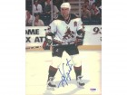 Mike Gartner Autographed 8x10 Photo Coyotes PSA/DNA #U96321