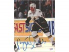 Brett Hull Autographed 8x10 Photo Stars PSA/DNA #U96438
