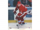 Nicklas Lidstrom Autographed 8x10 Photo Red Wings PSA/DNA #U96602