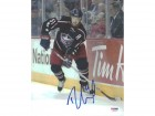 Rick Nash Autographed 8x10 Photo Blue Jackets PSA/DNA #U96714