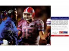 Urban Meyer Signed - Autographed Florida Gators UF vs FSU with Tim Tebow 16x20 inch Photo - 3x National Champion Coach - PSA/DNA Certificate of Authenticity (COA)