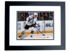 Vincent Vinny Lecavalier Signed - Autographed Tampa Bay Lightning 8x10 inch Photo - BLACK CUSTOM FRAME - Guaranteed to pass PSA or JSA - Sports Memorabilia.com Certificate of Authenticity (COA)