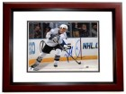 Vincent Vinny Lecavalier Signed - Autographed Tampa Bay Lightning 8x10 inch Photo - MAHOGANY CUSTOM FRAME - Guaranteed to pass PSA or JSA - Sports Memorabilia.com Certificate of Authenticity (COA)