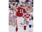 Vinny Testeverde Signed - Autographed New York Jets 8x10 PRO BOWL Photo - Guaranteed to pass PSA or JSA