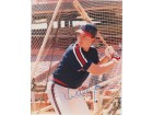 Wally Joyner Autographed California Angels 8x10 Photo