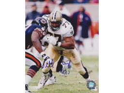Willie Roaf Signed - Autographed New Orleans Saints 8x10 inch Photo - Guaranteed to pass PSA or JSA