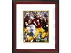 Billy Kilmer signed Washington Redskins 16X20 Photo Custom Framed