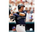 Larry Walker (Colorado Rockies) Signed 8x10 Photo