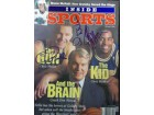 Golden State Warriors Signed Inside Sports Magazine by Chris Webber & Chris Mullin (Dated: 02/1994)