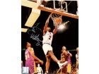 Chris Webber (Washington Bullets) Signed 8x10 Photo
