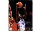 Walt Williams (Sacramento Kings) Signed 8x10 Photo The Wizard