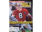 Steve Young Signed Sports Illustrated Magazine (1/23/95)
