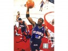 Amare Stoudamire Autographed / Signed Phoenix Suns Basketball 8x10 Photo