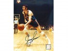Jerry Lucas Autographed / Signed New York Knicks Basketball 8X10 Photo