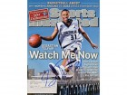 Sebastian Telfair Autographed / Signed Sports Illustrated - March 8 2004