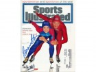 Bonnie Blair Autographed / Signed Sports Illustrated Magazine December 19 1994