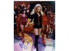 Heather Graham Autographed / Signed Austin Powers: The Spy Who Shagged Me 8x10 Photo