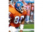 Mark Jackson Autographed / Signed 8x10 Photo - Denver Broncos