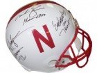Autographed College Helmets