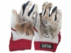 Autographed Baseball Gloves