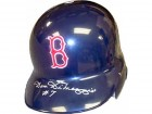 Autographed Baseball Batting Helmet
